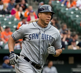 Kyle Blanks - Blanks with the San Diego Padres