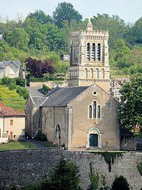 L'Isle-Jourdain - Eglise Saint-Gervais-et-Saint-Protais -2.JPG