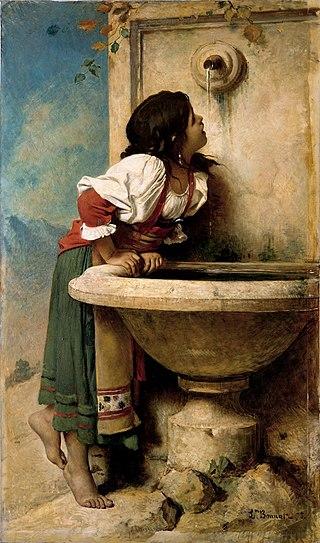 https://upload.wikimedia.org/wikipedia/commons/thumb/8/80/L%C3%A9on_Bonnat_-_Fille_romaine_%C3%A0_la_fontaine.jpg/320px-L%C3%A9on_Bonnat_-_Fille_romaine_%C3%A0_la_fontaine.jpg