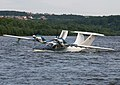 L-42 taxing in water. (3678799475).jpg