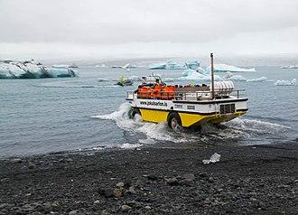 LARC-V - LARC-V (Iceland – Jokulsarlon 2)