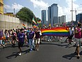 LGBT Blocking the Ayalon Highway 22.7.18 - 3.jpg