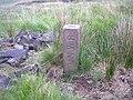 LNWR boundary stone - geograph.org.uk - 450635.jpg