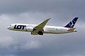 LOT Polish Airlines, Boeing 787-8 SP-LRF NRT (27944128184) (2).jpg