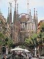La Sagrada Família, Barcelona - panoramio.jpg