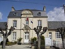 La mairie d'Asnelles.JPG