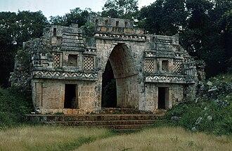 Labna - The Gateway Arch