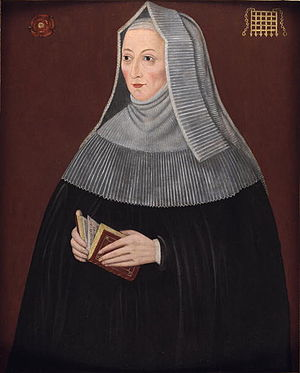 British nobility - Image: Lady Margaret Beaufort