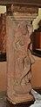 Lady in Dancing Pose - Circa 2nd Century CE - Girdharpur Mound - ACCN 17-1329 - Government Museum - Mathura 2013-02-23 5670.JPG