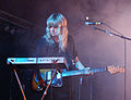 Ladyhawke performing at the Underage Festival - Victoria Park in east London - 2 August 2009.jpg