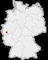 Lage der Stadt Hürth in Deutschland.png