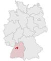 Lage des Enzkreises in Deutschland.png