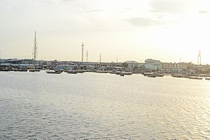 Lagos Lagoon - Image: Lagos Lagoon