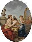 Lagrenee, Louis Jean - Die Union von Malerei und Skulptur - 1768.jpg