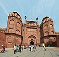 Lahori Gate - Red Fort - Delhi 2014-05-13 3151-3160 Compress.JPG