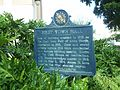 Lake Worth FL town hall marker01.jpg
