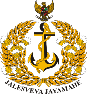 Ali Sadikin - Image: Lambang TNI AL