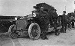 Lanchester armoured car, IWM HU 130243.jpg