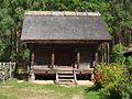 Latvian Ethnographic Open-Air Museum - living house.JPG