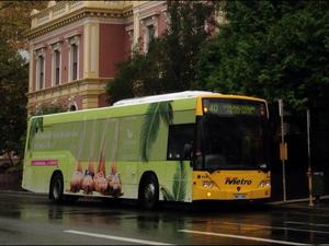 Launceston Metro Bus