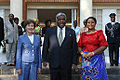 Laura Bush with Zambian President Levy Mwanawasa and First Lady Maureen Mwanawasa.jpg