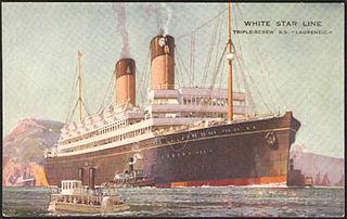 SS <i>Laurentic</i> (1927) ship