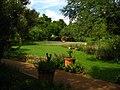 Lawned area, North-West University Botanical Garden.jpg