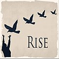Layla love ink stains birds flying rise global coralition.jpg