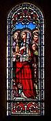 Le Buisson-de-Cadouin - Abbaye de Cadouin - Vitraux de l'église abbatiale - PA00082415 - 006.jpg