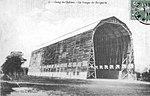 Le Lebaudy et son hangar.jpg