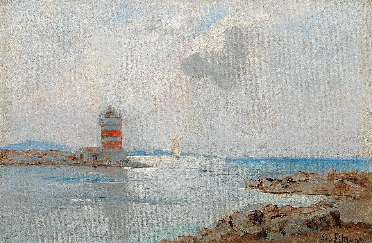Леа фон Литтроу - Lighthouse.jpg