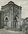 Lecce il Sedile xilografia di Richard Brend'amour.jpg