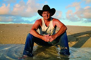 Lee Kernaghan Australian country music singer-songwriter