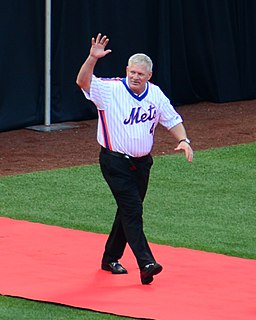 Lenny Dykstra American baseball player