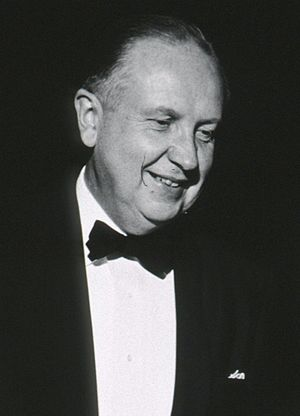 Leonard A. Scheele - Leonard A. Scheele, undated portrait
