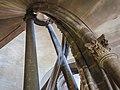 Les colonnes corinthiennes de l'escalier renaissance - Musée de L'Œuvre Notre-Dame.jpg