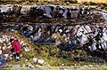 Lewisian-Torridonian Unconformity - geograph.org.uk - 9020.jpg