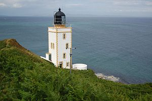 Holy Isle, Firth of Clyde - Holy Isle Outer Lighthouse