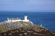 Lighthouse On Rona Geograph Org Uk 538456 Jpg South