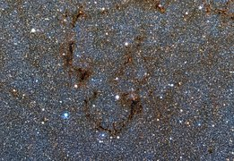 Lights out in the galactic centre