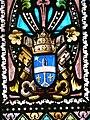 Ligueux église vitrail armoirie (2).JPG