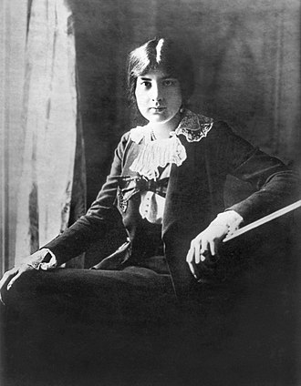 Lili Boulanger - Lili Boulanger, source: Library of Congress.
