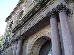 Limehouse - Image: Limehouse Town Hall 0