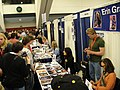 Lindsay Wagner (Bionic Woman), Marina Sirtis (Star Trek TNG), and Erin Gray (Buck Rogers) (4498726117).jpg
