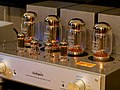 Line Magnetic LM-216IA tube amplifier (21137141692).jpg