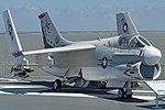 Ling-Temco-Vought A-7B Corsair II '154548 AE-412' (26251886377).jpg