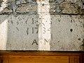 Linteau daté de 1734. Amondans.jpg