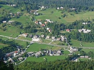 Lipnica, Radovljica - Image: Lipnica