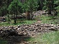 Little Elden Trail flood damage 2013 (9358994607).jpg