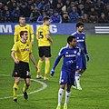 Loïc Rémy Diego Costa Chelsea 3 Watford 0 FA Cup 3rd round.jpg